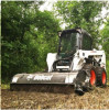 BOBCAT SKIDLOADER TILLER ATTACHMENT 62