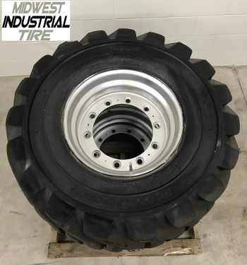 445/55D19.5 Reconditioned OTR Tire Only for JLG 800A & 800AJ Models