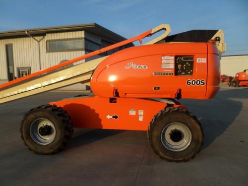 2009 JLG 600S