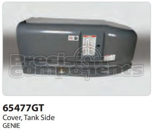 Genie Cover, Tank Side - Part Number 65477
