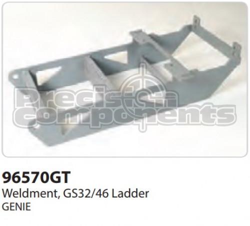 Genie Weldment, GS32/46 Ladder - Part Number 96570