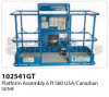 Genie Platform Assembly, 6 Ft. S80 USA/Canadian - Part Number 102541