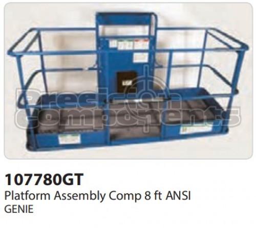 Genie Platform Assembly Comp. 8 Ft. ANSI - Part Number 107780