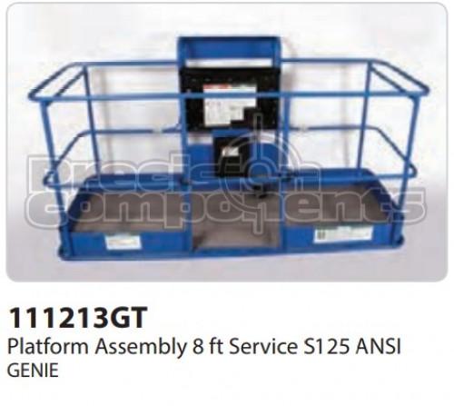 Genie Platform Assembly 8 Ft. Service S125 ANSI - Part Number 111213