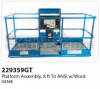 Genie Platform Assembly, 8' Tri ANSI with Word - Part Number 229359