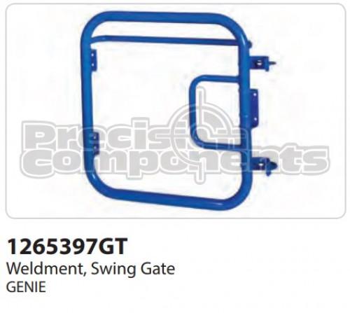 Genie Weldment, Swing Gate - Part Number 1265397