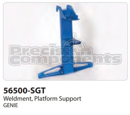 Genie Weldment, Platform Support - Part Number 56500-s