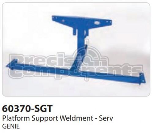 Genie Platform Support Weldment Service - Part Number 60370-S