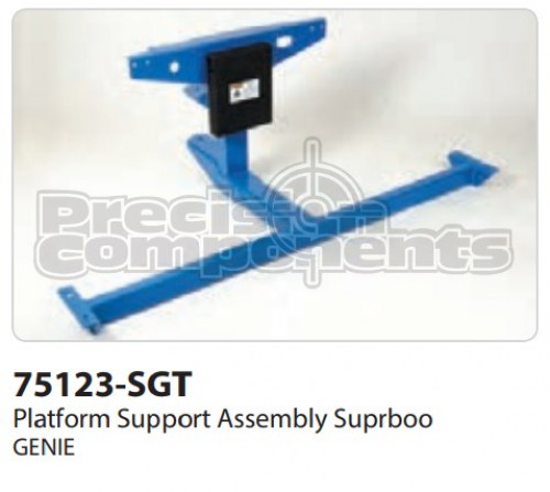 Genie Platform Support Assembly Suprboo - Part Number 75123-S