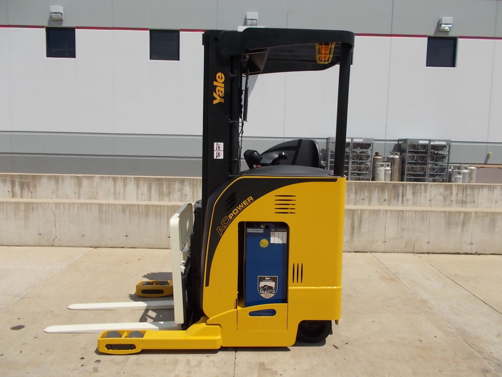 Buy 2007 YALE NR040DANS24TE091 Forklift - Serial Number
