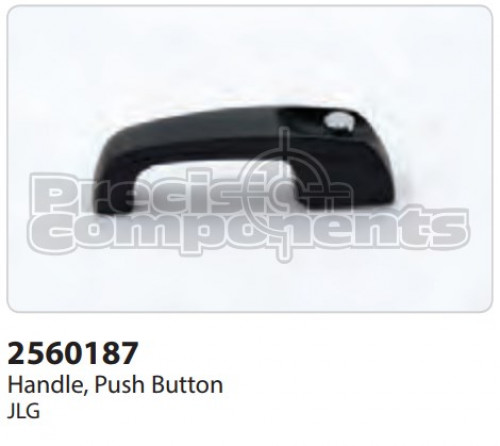 JLG Handle, Push Button - Part Number 2560187