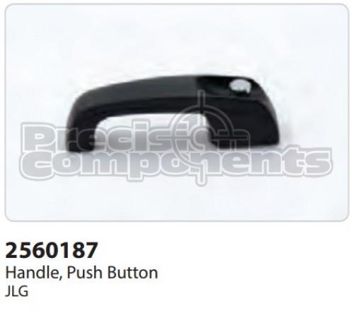 JLG Handle, Push Button - Part Number 2560187