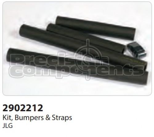 JLG Kit, Bumpers & Straps - Part Number 2902212