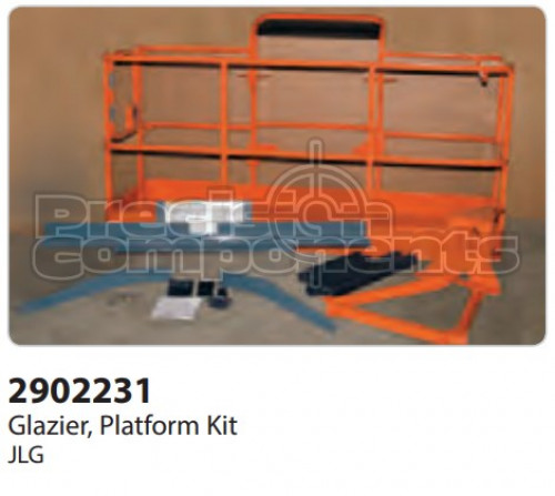 JLG Kit, 8.2K Glazier - Part Number 2902231