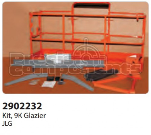 JLG Kit, 9K Glazier - Part Number 2902232