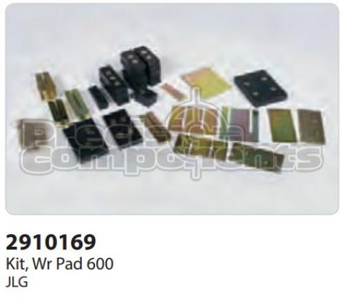 JLG Kit, Wear Pad 600S/SJ-660SJ-601S - Part Number 2910169