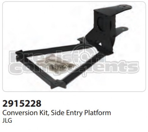 JLG Conversion Kit, Side Entry Platform - Part Number 2915228