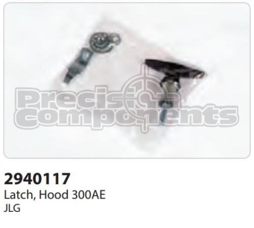 JLG Latch, Hood 300AE - Part Number 2940117