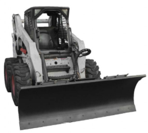 Snow Plow Blade for Skid Steer Loaders