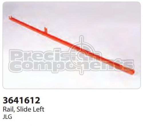 JLG Rail, Slide LT - Part Number 3641612