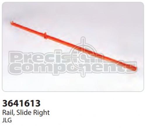 JLG Rail, Slide RT - Part Number 3641613