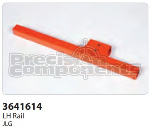 JLG Rail, Entrance LT - Part Number 3641614