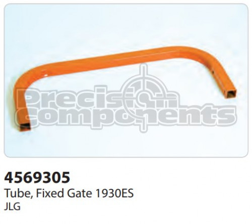 JLG Tube, Fixed Gate 1930ES - Part Number 4569305