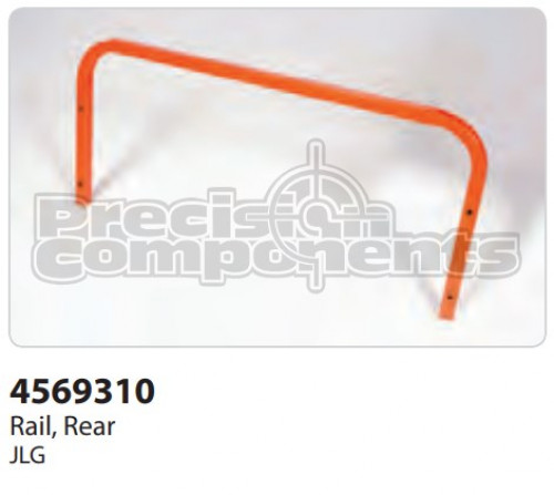JLG Tube, Drywall Gate - Part Number 4569310
