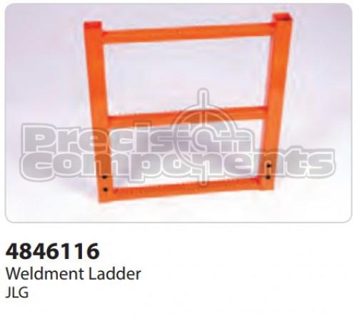 JLG Weldment, Ladder - Part Number 4846116