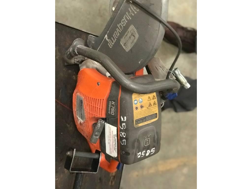 Buy 2016 Husqvarna SIMPLICITY K760 Concrete Saws for Sale