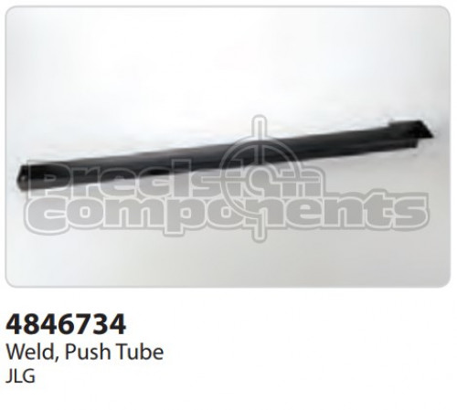 JLG Weldment, Push Tube - Part Number 4846734