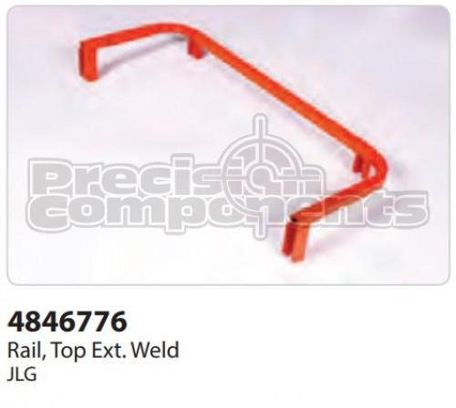 JLG Weldment, Top Ext. Rail 2646 NAU - Part Number 4846776