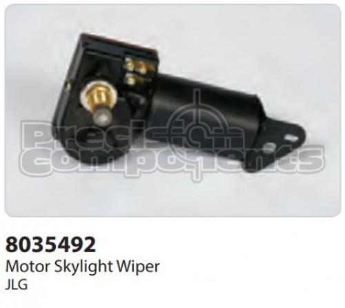 JLG Motor, Skylight Wiper - Part Number 8035492