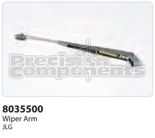 JLG Arm, Wiper (10.75 - 15) - Part Number 8035500