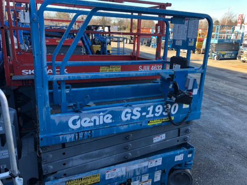 2013 Genie GS1930 ELECTRIC SCISSOR