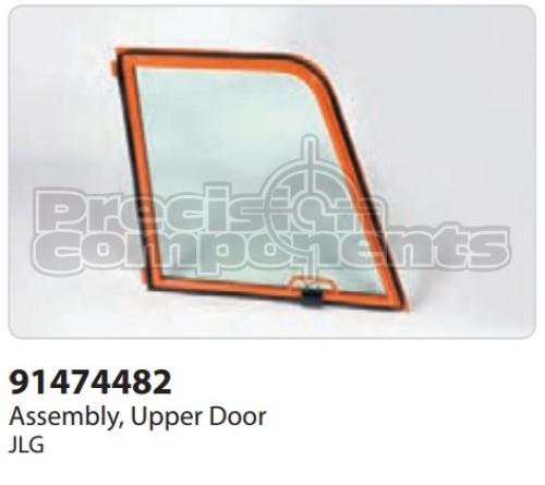 JLG Assembly, Upper Door - Part Number 91474482