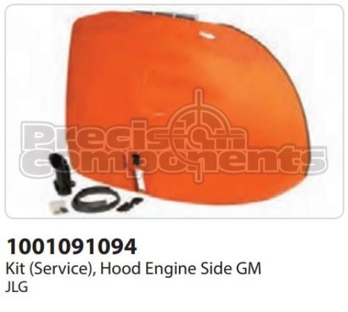 JLG Kit (Service) Hood Engine Side GM - Part Number 1001091094