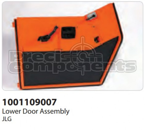 JLG Assembly, Lower Door - Part Number 1001109007