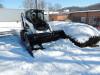 Blue Diamond High Back Snow And Mulch Bucket Skid Steer Attachment, 102