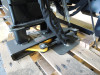 Blue Diamond Hydraulic Post Driver Skid Steer Attachment With Tilt