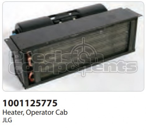JLG Heater, Operator Cab - Part Number 1001125775