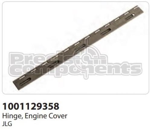 JLG Hinge, Engine Cover - Part Number 1001129358