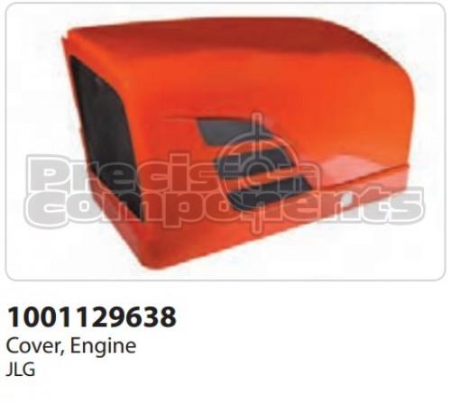JLG Cover, Engine - Part Number 1001129638