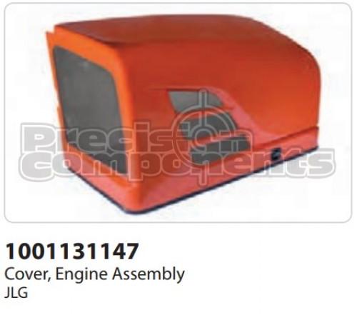 JLG Cover, Engine Assembly - Part Number 1001131147