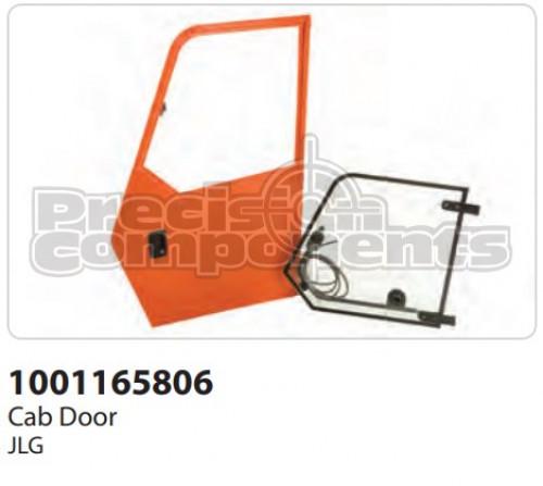 JLG Door, Cab - Part Number 1001165806