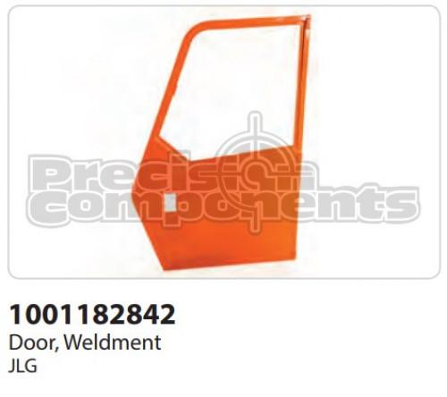 JLG Door, Weldment - Part Number 1001182842
