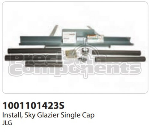 JLG Install, Sky Glazier Single Cap - Part Number 1001101423S