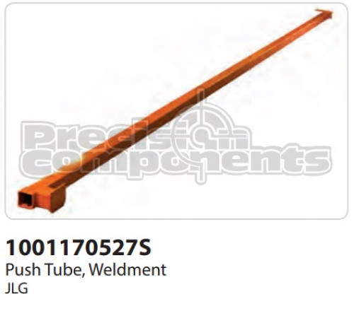 JLG Push Tube, Weldment - Part Number 1001170527S