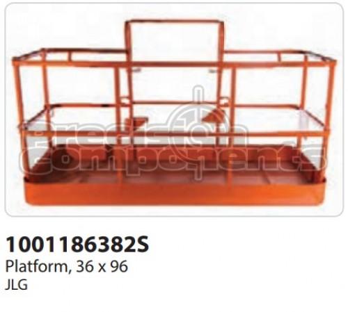 JLG Platform, (36 x 96) - Part Number 1001186382S