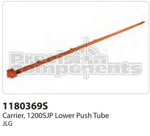 JLG Carrier, 1200SJP Lower Push Tube - Part Number 1180369S